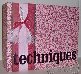 Techniques book