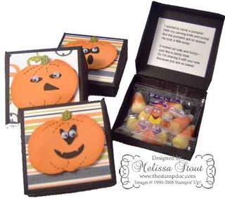 Pumpkin poop group