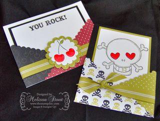 Rockabilly cards