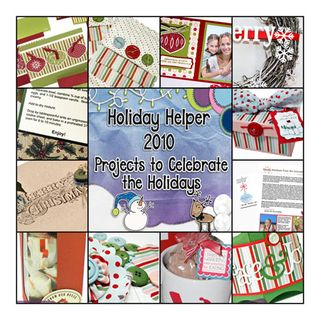 Holiday helper graphic