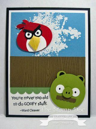 Angrybirdcard