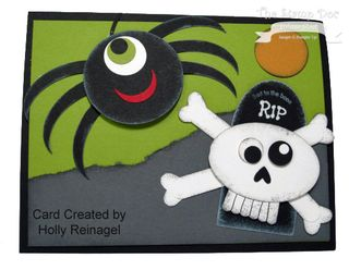 Halloweenpunchcard