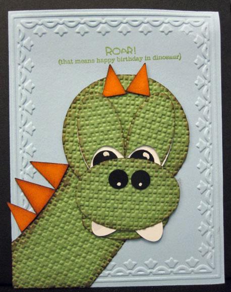 Dinocard