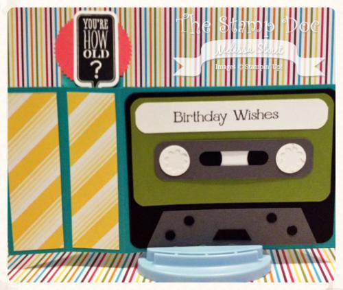Cassetteopen