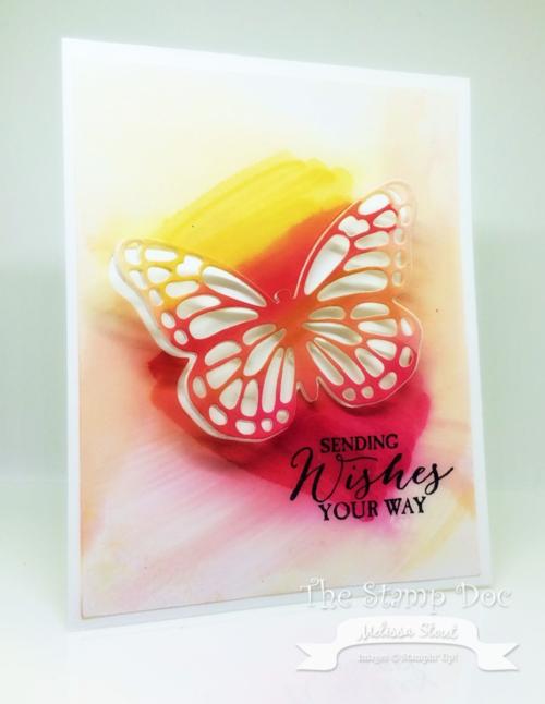 Butterflycardside