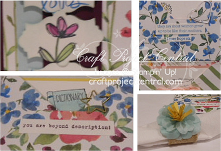 Mothers Day Memory Folder & Card SP