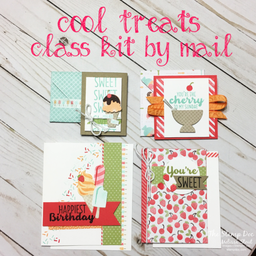 Cool Treats Class Kit