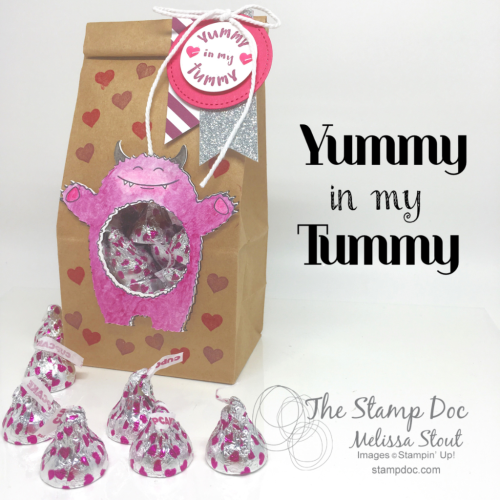 Yummy in my Tummy Gift Bag