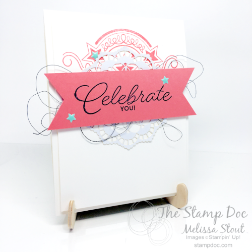 Birthday Blast Card by Melissa Stout