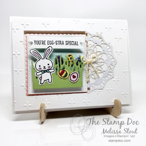 Basket Bunch stamp set